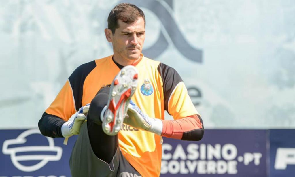 Casillas (foto FC Porto)
