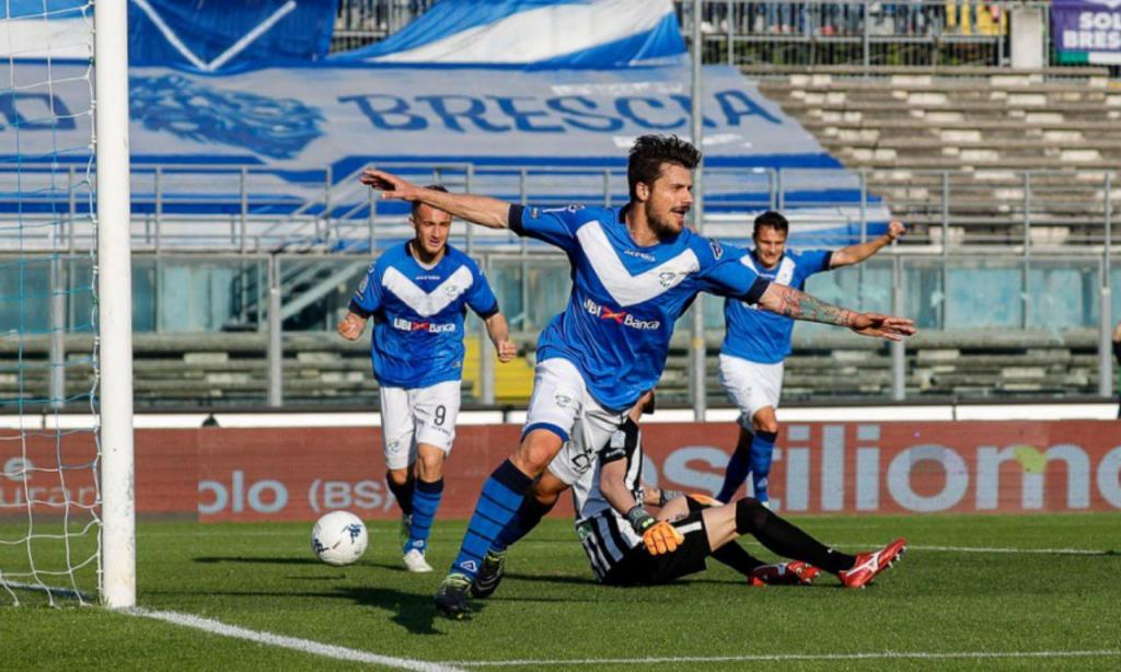 Brescia garante subida à Serie A para 2019/2020 (Foto: Brescia Calcio)