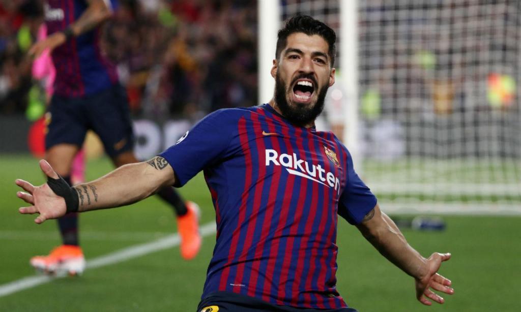26. Luis Suárez