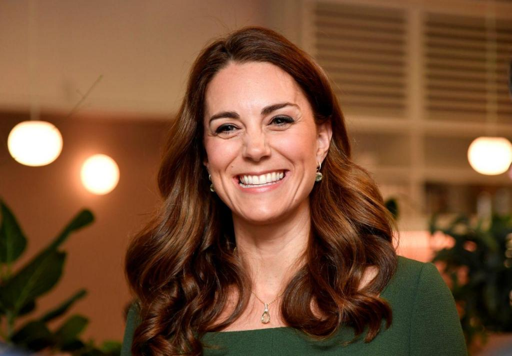 Kate Middleton visita o Anna Freud National Centre for Children and Families