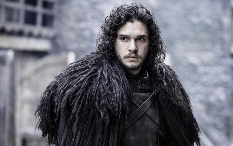 Share jon snow kit harington still
