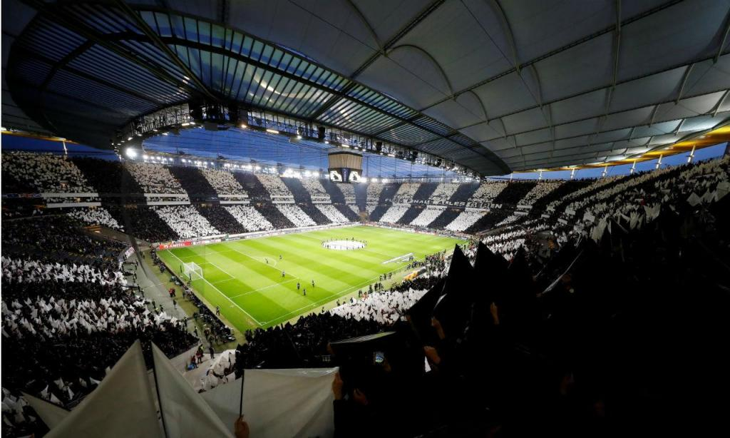 Eintracht-Chelsea (Reuters)
