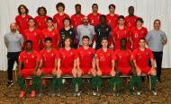 Seleção sub-17 (foto: FPF)