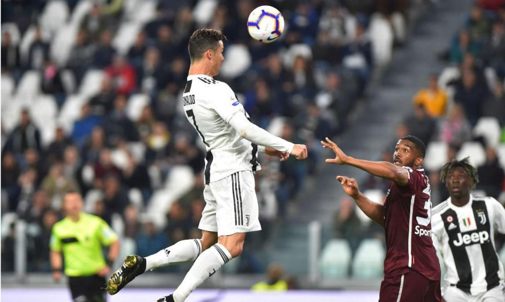 Juventus-Torino (Reuters)