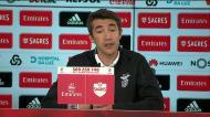 Bruno Lage: «Desde que aqui cheguei só tivemos finais»