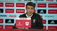 O campeonato já não foge ao Benfica? A opinião de Bruno Lage
