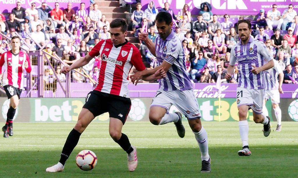 Valladolid-Ath. Bilbao