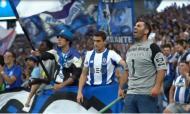 Homenagem a Iker Casillas no Estádio do Dragão