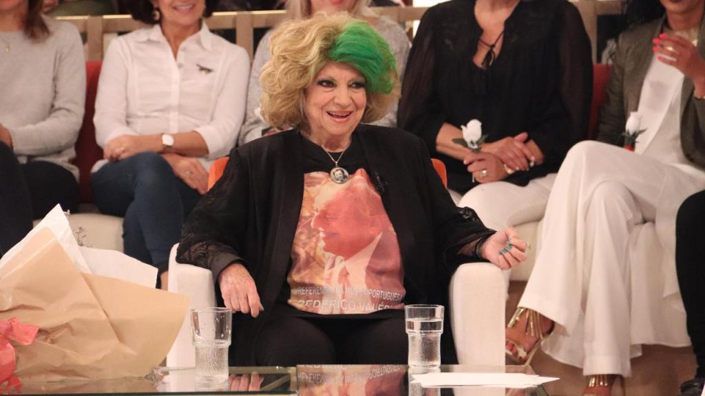 Você na TV assinala aniversário de Maria José Valério