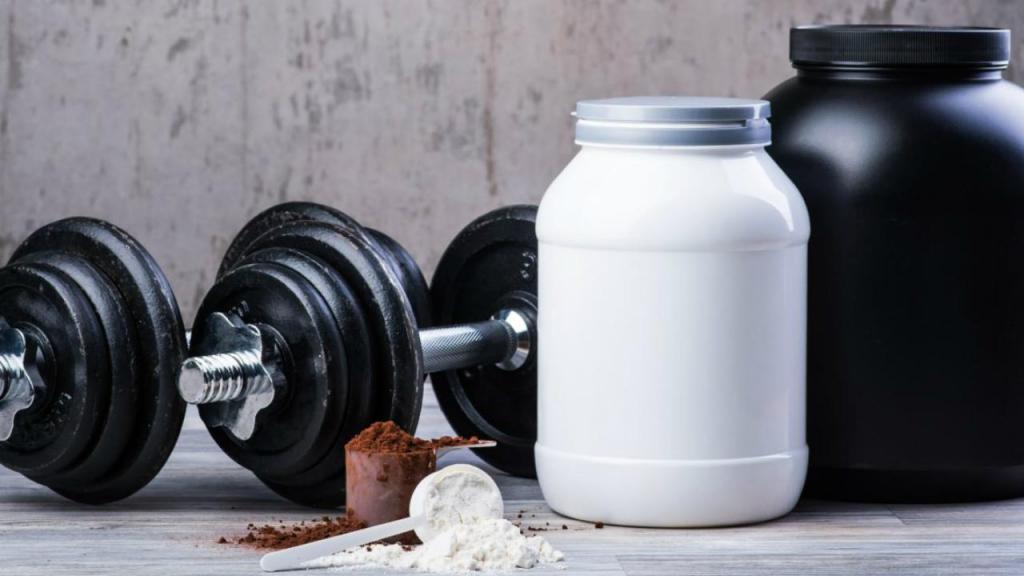 Suplementos de proteína