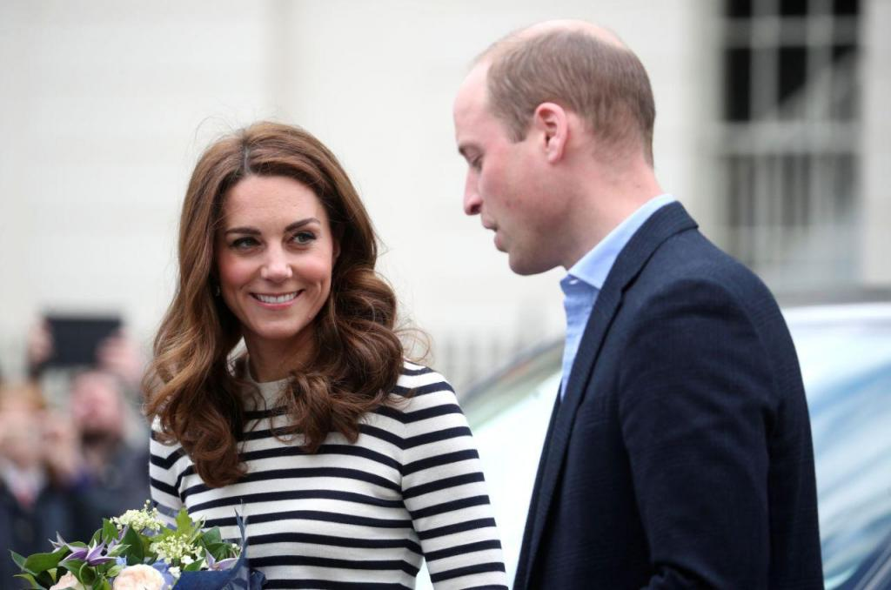 Príncipe William e Kate Middleton na King's Cup Regatta