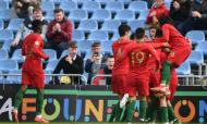 Europeu sub-17: Portugal venceu a Rússia