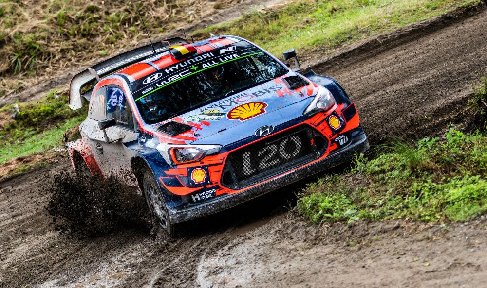 Thierry Neuville (Reuters)