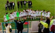 Seleção feminina de sub-17 qualificada para as meias-finais do Europeu