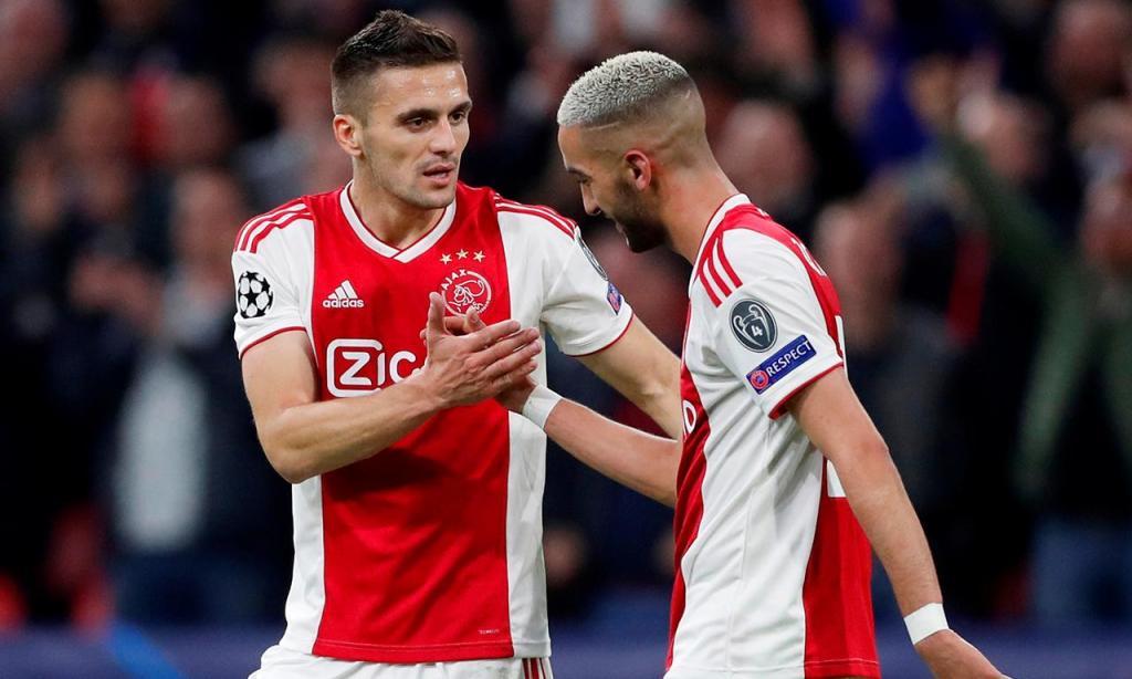 Ajax-Tottenham