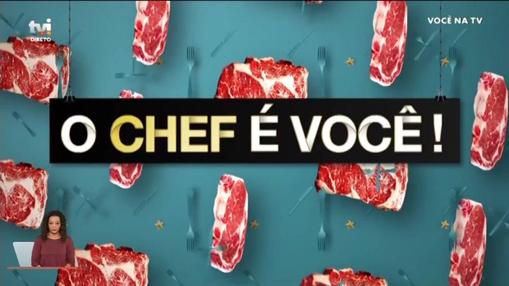 o chef é você