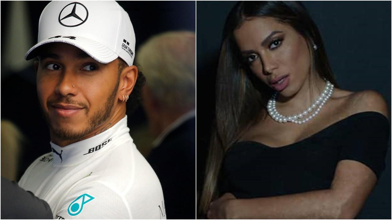 Lewis Hamilton manda emoji