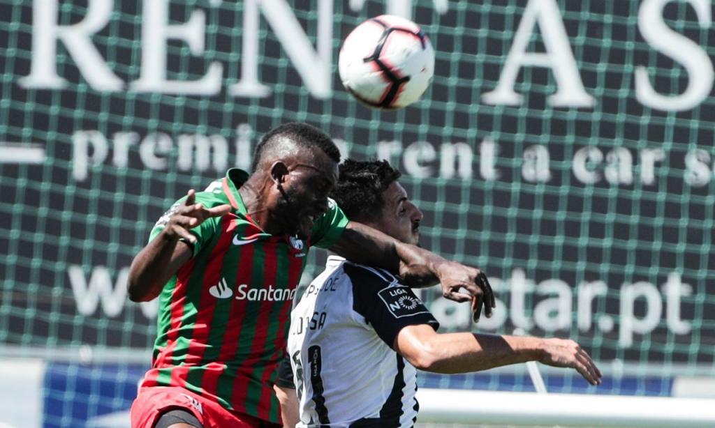 Portimonense-Marítimo