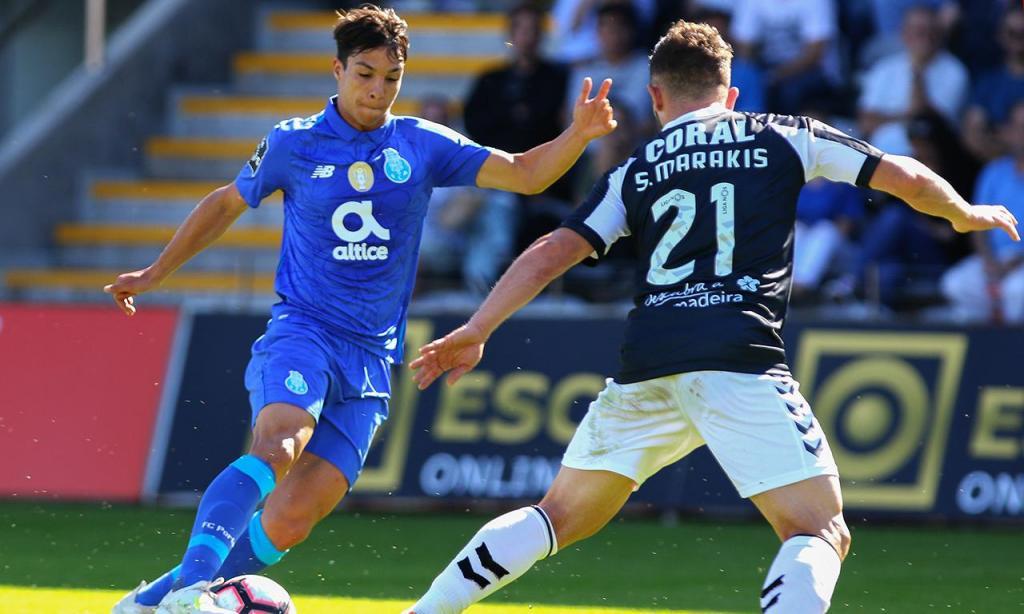 Nacional-FC Porto