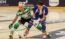 Hóquei: Sporting vence e continua líder, FC Porto também triunfa