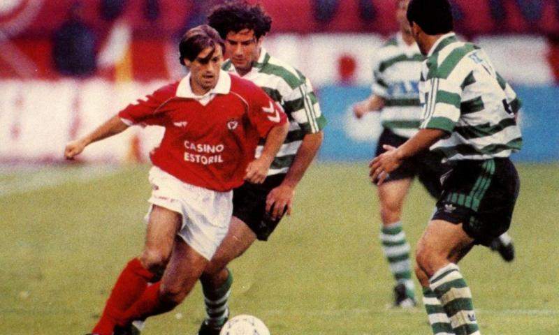 Sporting-Benfica 3-6