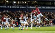 WBA-Aston Villa (Reuters)