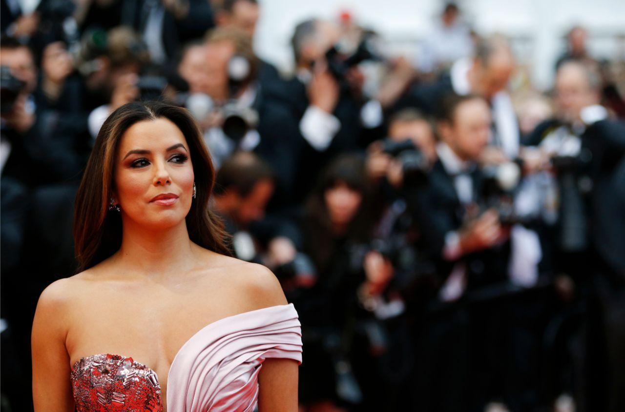 Já começou o desfile de estrelas em Cannes