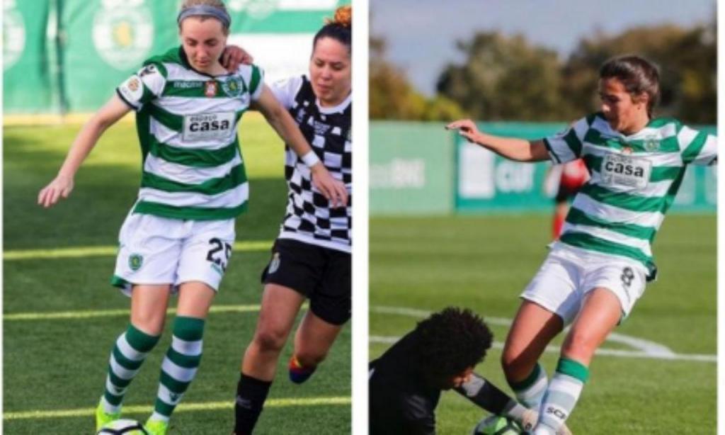 Sporting anuncia mais quatro dispensas na equipa feminina