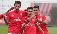 Juniores do Benfica venceram no Olival