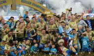 Zenit campeão