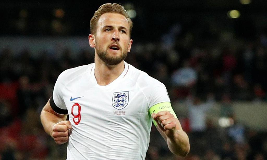 1) Harry Kane (Inglaterra), 11 golos