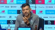 «Se tivesse medo, não tinha aceite vir do Nantes por metade do meu contrato»