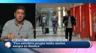 Vitória e a saída do Benfica: «É a vida»