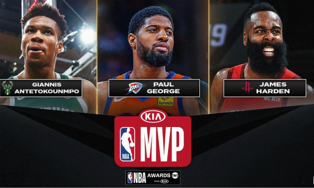 MVP NBA