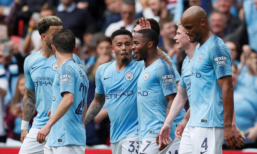 Manchester City-Watford