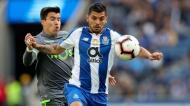 FC Porto e Sporting empatados ao intervalo