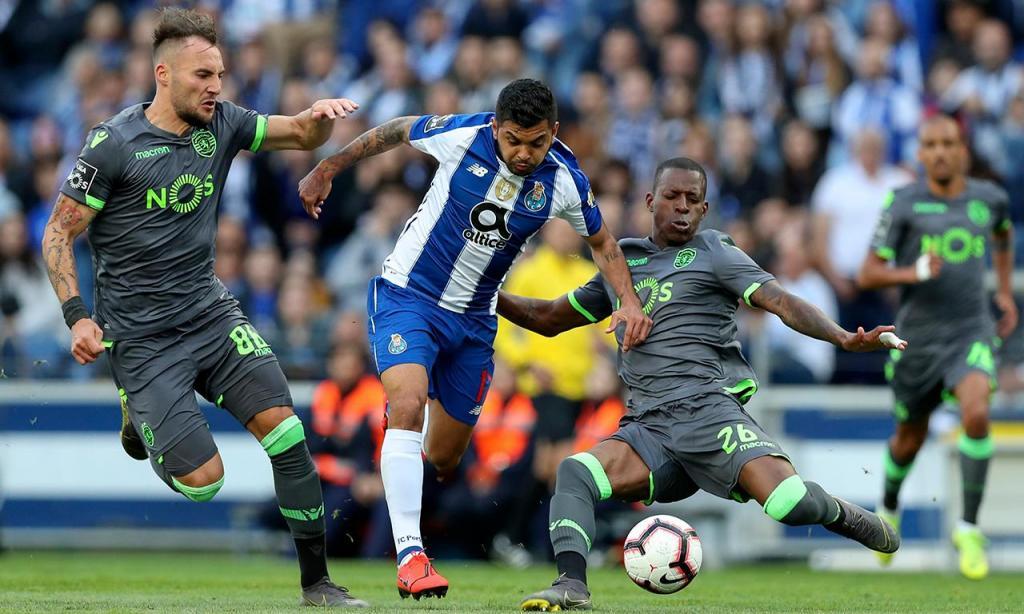 Fc Porto Sporting 2 1 Resultado Final Maisfutebol