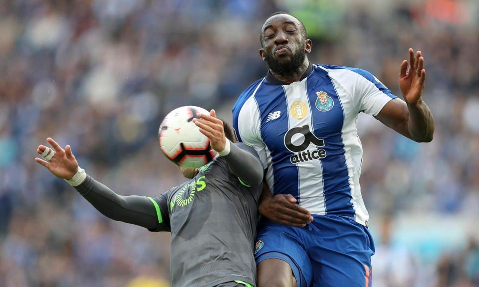 VÍDEO: Marega inaugura o marcador para o FC Porto aos 14 minutos