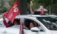 Benfica é Campeão Nacional