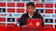 Lage: «Justiça do título? Ganhamos em Alvalade, Dragão, Braga e Guimarães»