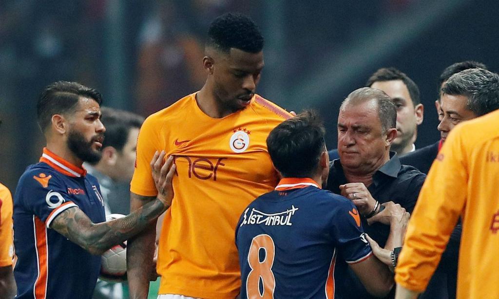 Galatasaray-Basaksehir (REUTERS)