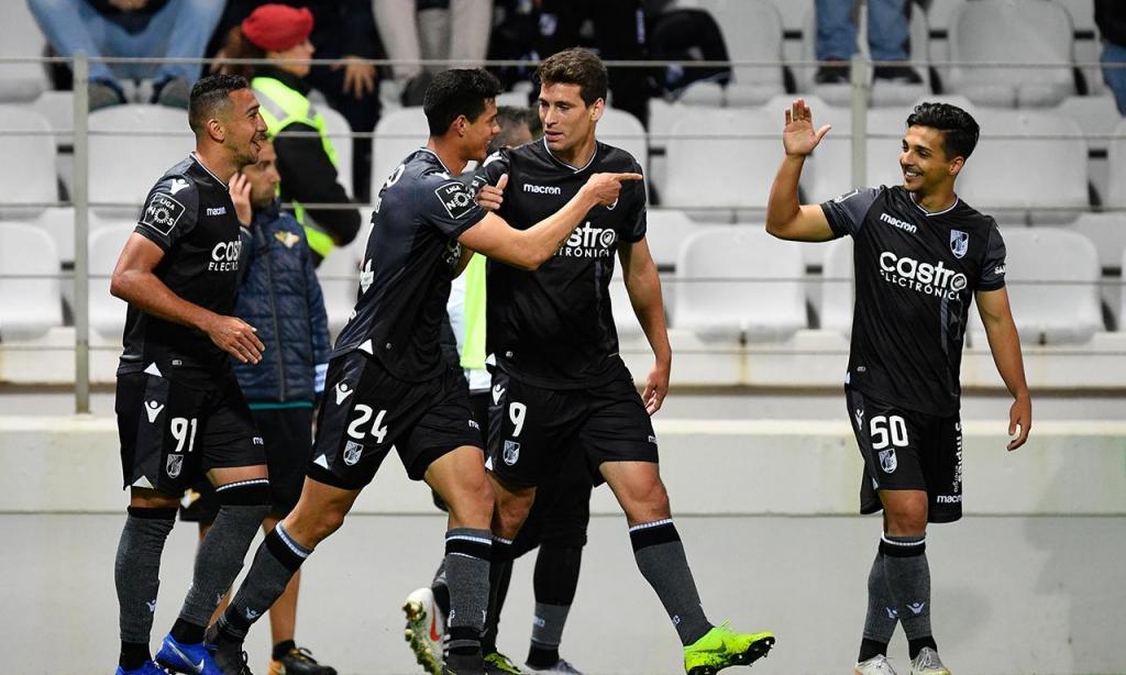 Moreirense-Vitória Guimarães