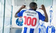 Marega cumpriu jogo 100 pelo FC Porto contra o Sporting (Foto: FC Porto)