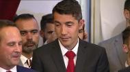 Vieira: «Estou certo que Lage vai ficar connosco por muitos e bons anos»