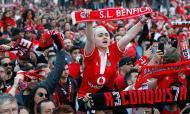 Benfica recebido na Câmara Municipal de Lisboa