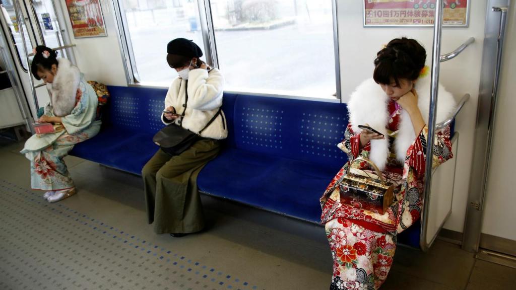 Comboio Japão