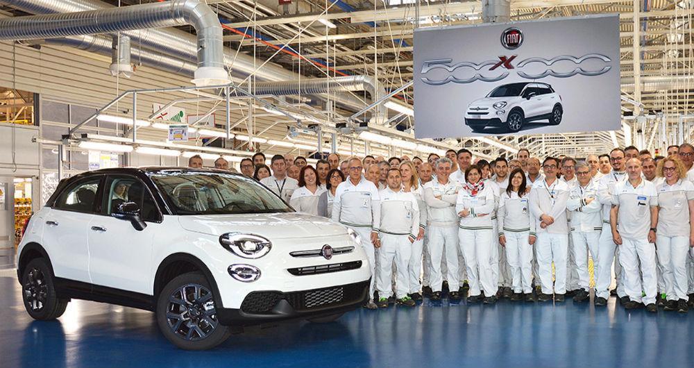 Fiat 500X 5000.000