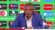 Fernando Santos não entra na polémica de André Silva