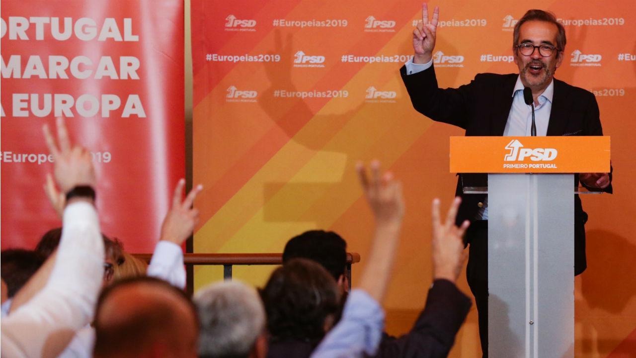 Campanha para as eleições europeias