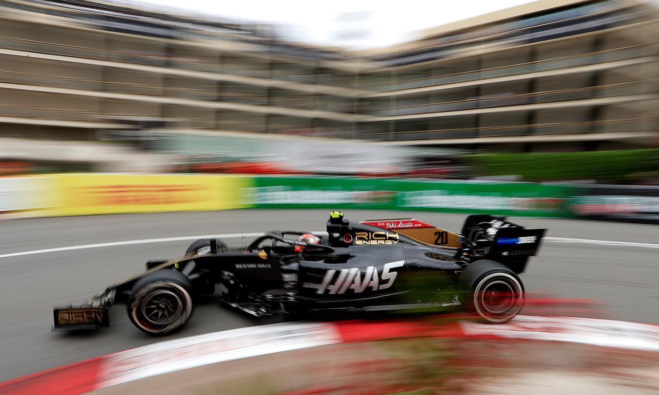 Formula1: Treinos no circuito de Mónaco